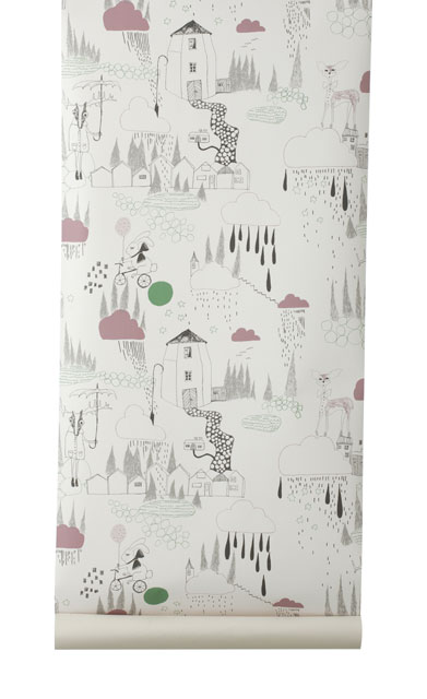 Wallpaper Review | finding beautiful wallpapers for your home