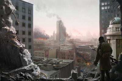 Post Apocalyptic Wallpaper HD Download