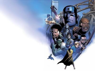 Young Avengers Wallpaper HD Download