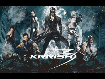 Krrish 3 HQ Movie Wallpapers | Krrish 3 HD Movie Wallpapers - 12200 - Filmibeat Wallpapers