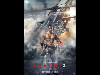 Baaghi 2 HQ Movie Wallpapers | Baaghi 2 HD Movie Wallpapers - 50521 - Filmibeat Wallpapers