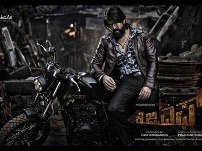 KGF HQ Movie Wallpapers | KGF HD Movie Wallpapers - 48675 - Oneindia Wallpapers