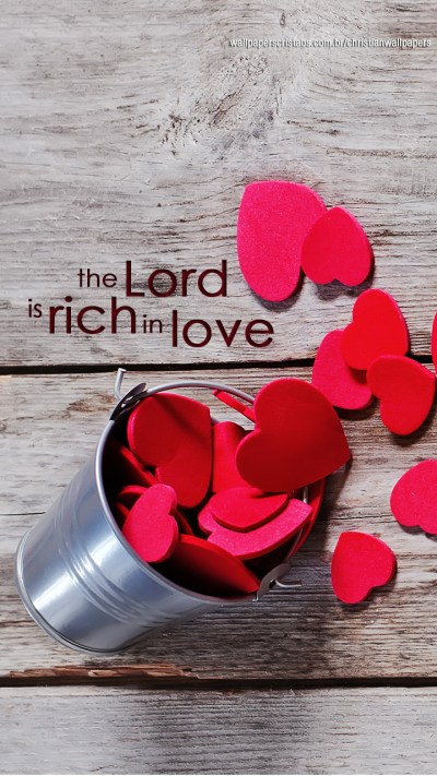 Rich! | Christian Wallpapers