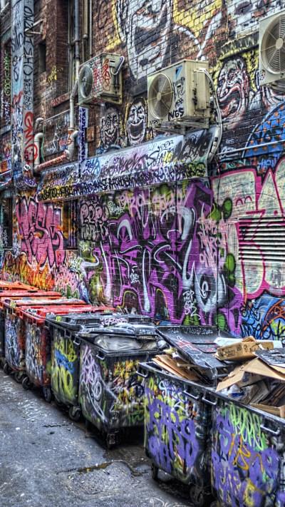 Graffiti Art HD Wallpaper For iPhone | 2019 Cute Wallpapers