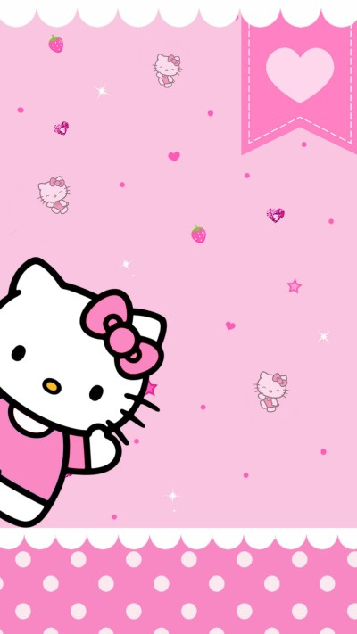 Hello Kitty Pictures HD Wallpaper For iPhone | 2019 Cute Wallpapers