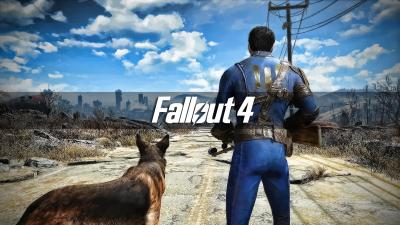 Fallout 4 HD wallpapers download