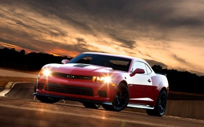 Chevrolet Camaro 2016 HD wallpapers free download