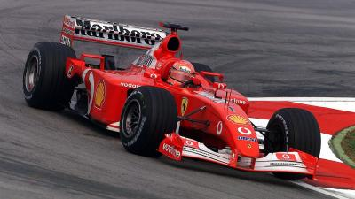 Michael Schumacher HD Wallpapers