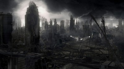 Post Apocalyptic Backgrounds (79+ pictures)