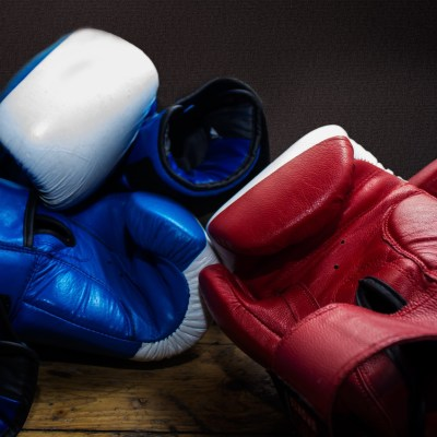 Hanging Boxing Gloves Wallpaper (56+ pictures)