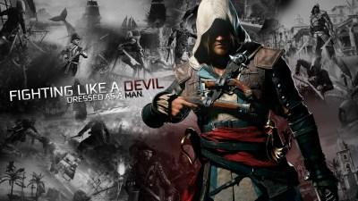 Assassins Creed IV Black Flag wallpaper 14