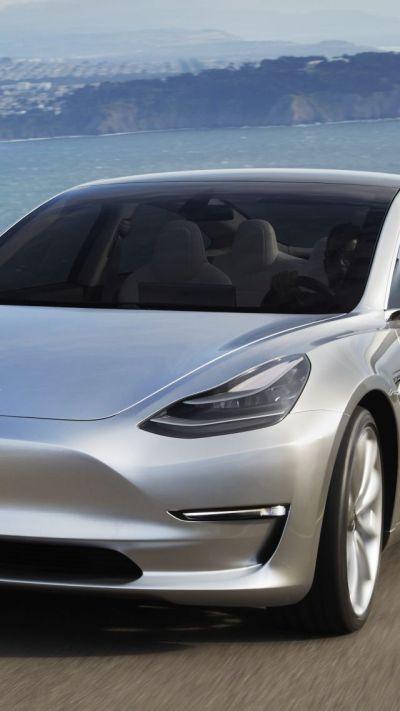 Tesla Model 3 Wallpaper Iphone - impremedia.net