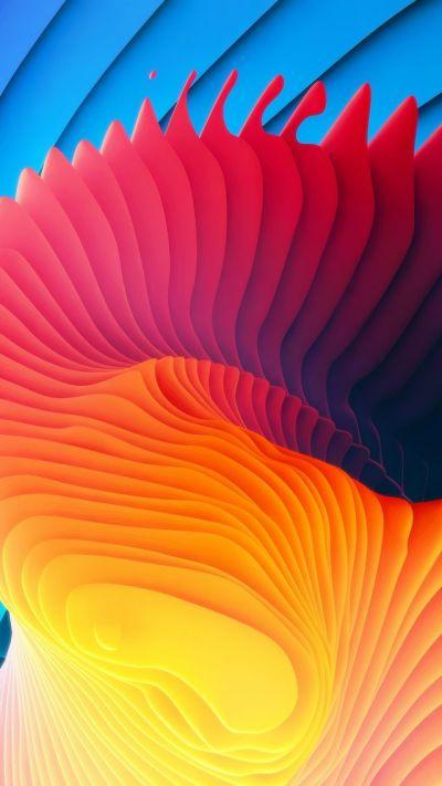 Wallpaper MacBook Pro, iPhone wallpaper, 4k, 5k, live wallpaper, 3D, Apple, Abstract #12335