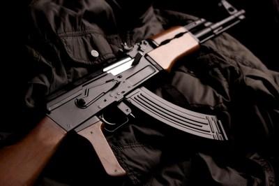 Wallpaper AK-74, Kalashnikov, AK-47, assault rifle, Russia, USSR, modern, weapon, Military #1467