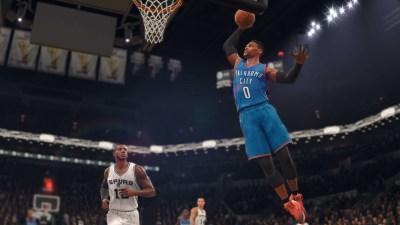 Wallpaper NBA LIVE 18, 4k, screenshot, E3 2017, Games #13909