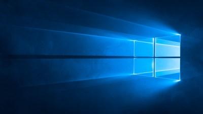 Wallpaper Windows 10, 4k, 5k wallpaper, Microsoft, blue, OS #6992