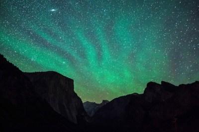Wallpaper Yosemite, 5k, 4k wallpaper, 8k, milky way, stars, forest, OSX, apple, mountains ...