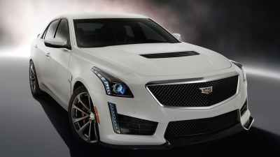 2016 Cadillac CTS-V wallpapers HD High Quality Resolution