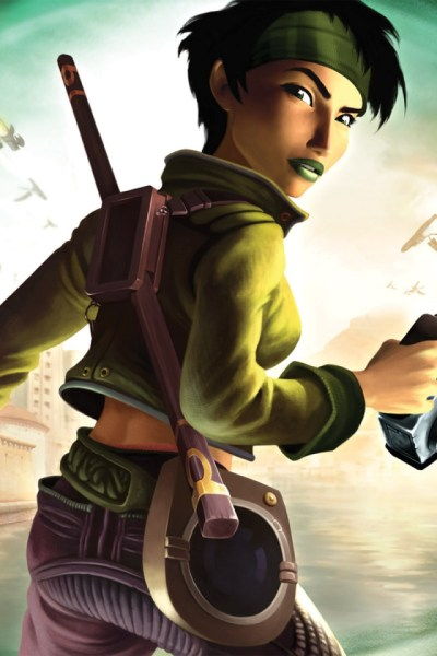 640x960 Beyond Good and Evil Iphone 4 wallpaper