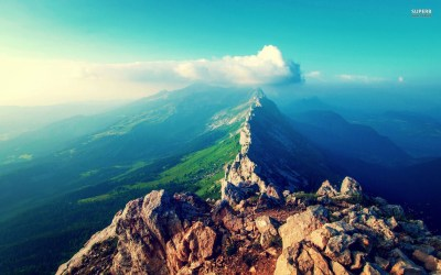 Perfect Mountain Range Lookout wallpapers | Perfect Mountain Range Lookout stock photos