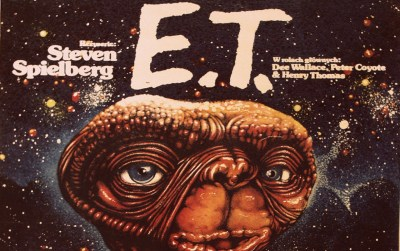 Vintage E.T. One Sheet wallpapers | Vintage E.T. One Sheet stock photos