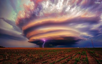 Lightning Tornado wallpapers | Lightning Tornado stock photos