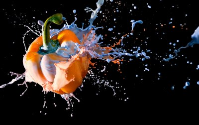 Pepper Orange Spray Paint wallpapers | Pepper Orange Spray Paint stock photos