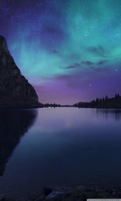 Aurora Borealis Atmosphere 4K HD Desktop Wallpaper for 4K Ultra HD TV • Tablet • Smartphone ...