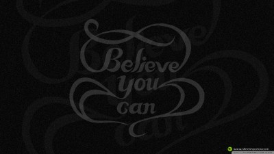 Believe You Can 4K HD Desktop Wallpaper for 4K Ultra HD TV • Tablet • Smartphone • Mobile Devices