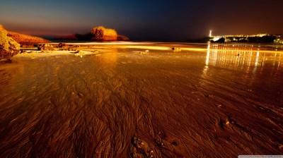 Biarritz, Evening 4K HD Desktop Wallpaper for 4K Ultra HD TV • Wide & Ultra Widescreen Displays ...