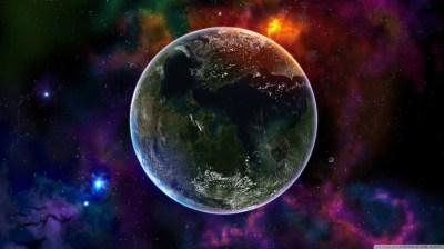 Colorful Universe 4K HD Desktop Wallpaper for 4K Ultra HD TV • Wide & Ultra Widescreen Displays ...