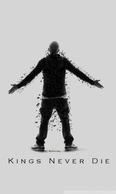 Eminem Kings Never Die 4K HD Desktop Wallpaper for 4K Ultra HD TV • Wide & Ultra Widescreen ...