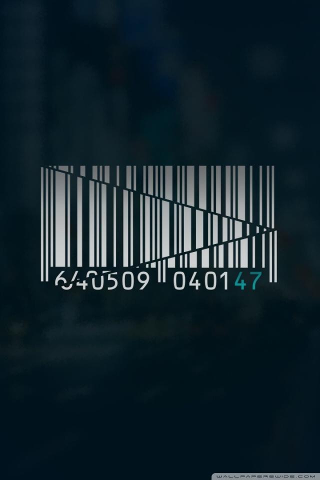 Mobile. Hitman Agent 47 Barcode 4k Hd Desktop Wallpaper For Ultra Tv