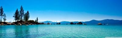 Lake Tahoe, California 4K HD Desktop Wallpaper for 4K ...