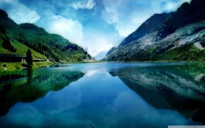 Magic Mountains 4K HD Desktop Wallpaper for • Dual Monitor Desktops