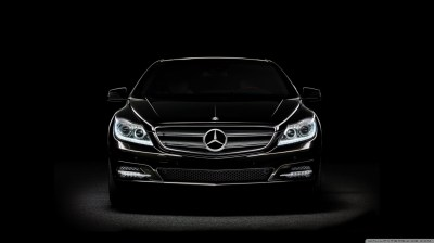 Mercedes Benz CL600 Car 4K HD Desktop Wallpaper for 4K Ultra HD TV • Dual Monitor Desktops ...
