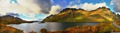 Panoramic Landscape 4K HD Desktop Wallpaper for 4K Ultra ...