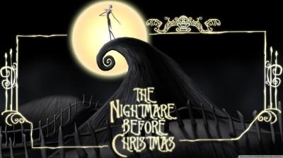 The Nightmare Before Christmas 4K HD Desktop Wallpaper for 4K Ultra HD TV • Tablet • Smartphone ...
