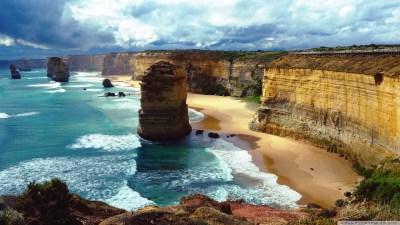 Twelve Apostles, Australia 4K HD Desktop Wallpaper for 4K Ultra HD TV • Wide & Ultra Widescreen ...