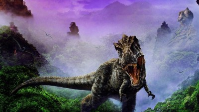 Dinosaur background ·① Download free full HD backgrounds for desktop computers and smartphones ...