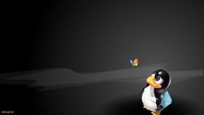 Cool Linux Wallpaper ·①
