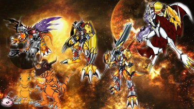 Wallpaper Digimon Data Squad ·① WallpaperTag