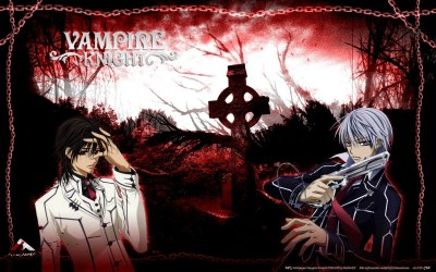 Vampire Knight Wallpapers ·①
