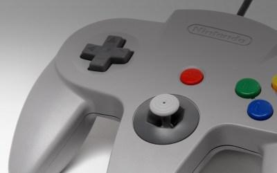 Nintendo 64 Wallpapers ·①