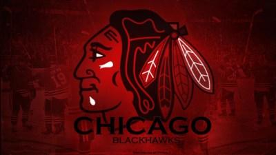 Chicago Blackhawk Wallpaper ·①