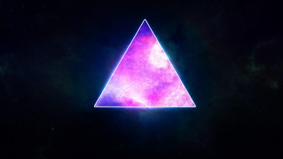 Triangle background ·① Download free backgrounds for desktop computers and smartphones in any ...