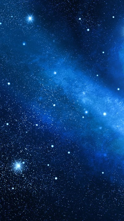 Blue Galaxy wallpaper ·① Download free amazing full HD wallpapers for desktop, mobile, laptop in ...