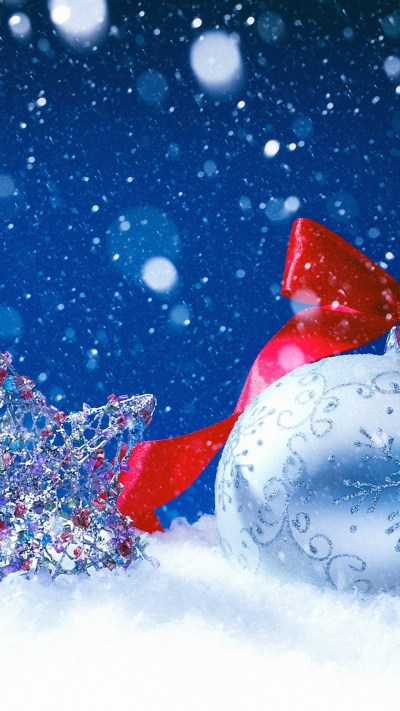 Christmas Holiday Wallpapers ·①