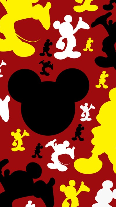 Mickey Mouse background ·① Download free wallpapers for ...