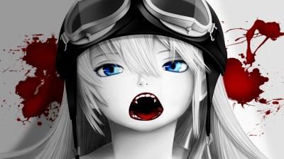 Anime Vampire Wallpaper ·① WallpaperTag